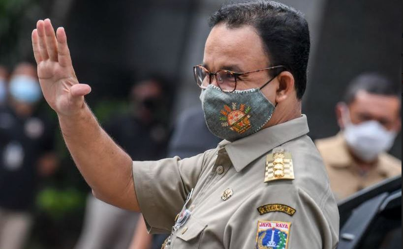 Apresiasi Prestasi Gubernur Jakarta, Refly Harun: Pengkritik Anies Baswedan Semakin Keder!