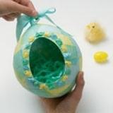 Paper Egg Diorama - Step 5
