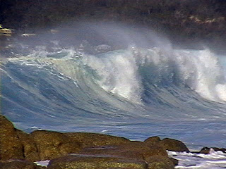 tasmania, australia, wild seas, waves, nature