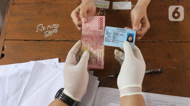 Kamu Penerima Bansos Tunai Rp 300 Ribu Periode Mei-Juni 2021? Segera cek di cekbansos.kemensos.go.id