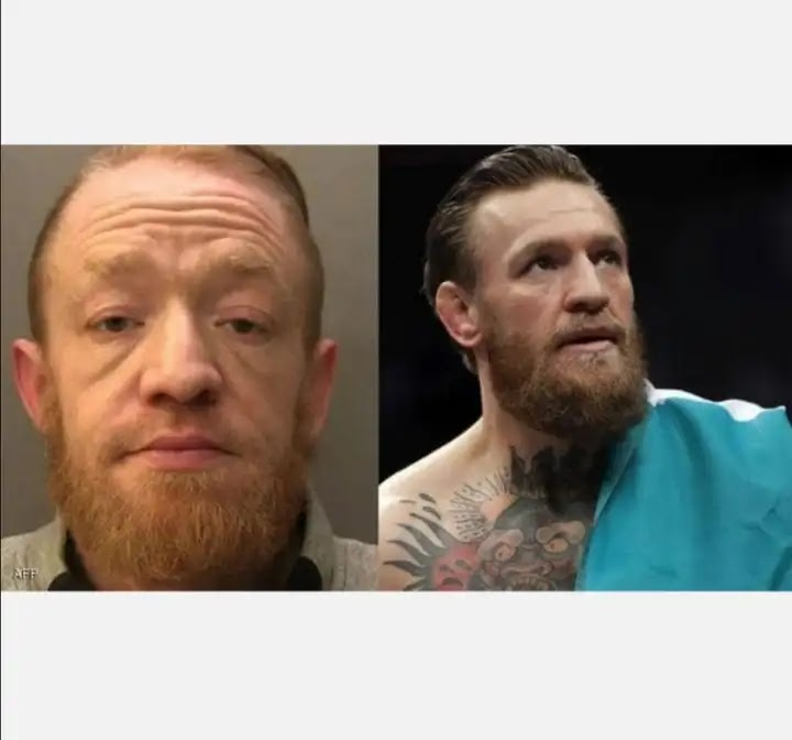 Mark Nee, a fighter-like figure, Connor McGregor, was arrested after exploiting him