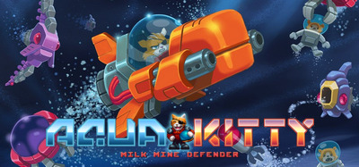 Aqua Kitty Milk Mine Defender-GOG