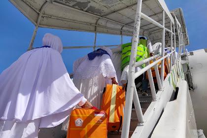 Informasi Haji Indonesia 2019, Embarkasi Aceh Update Laporan Kamis, 8 Agustus 2019