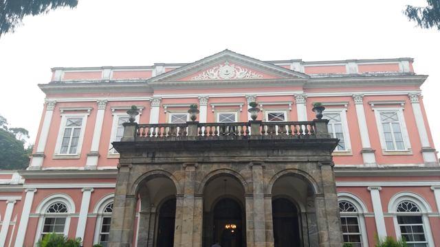 Museu Imperial em Petrópolis, região serrana do Rio de Janeiro