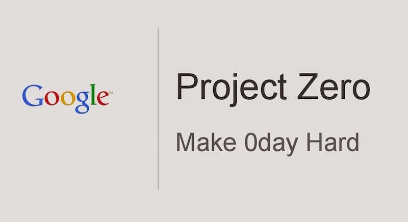 """Resultado de imagen de project zero google"""""""