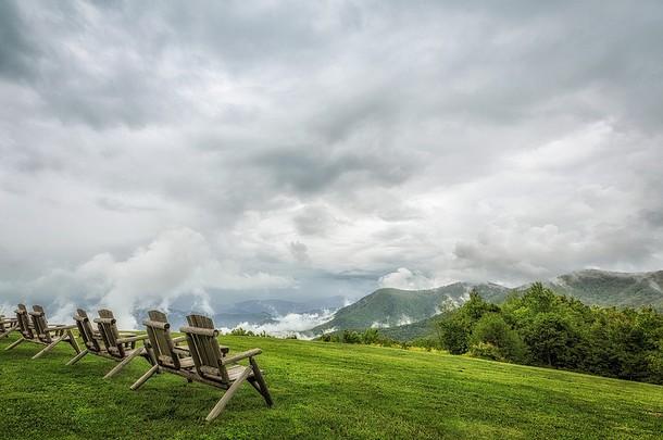 North Carolina Smoky Mountains, Suttontown