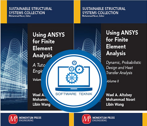 Using ANSYS for EA Volumes I.II