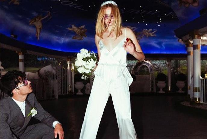 Sophie Turner celebrates her wedding anniversary with Joe Jonas with new photos