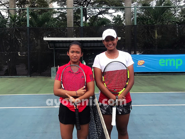 Kalahkan Nur Rosida Mega Hadiati, Fitriani Sabatini Melaju ke Final Kualifikasi Turnamen Tenis Pertamina 25K ITF Women's Circuit
