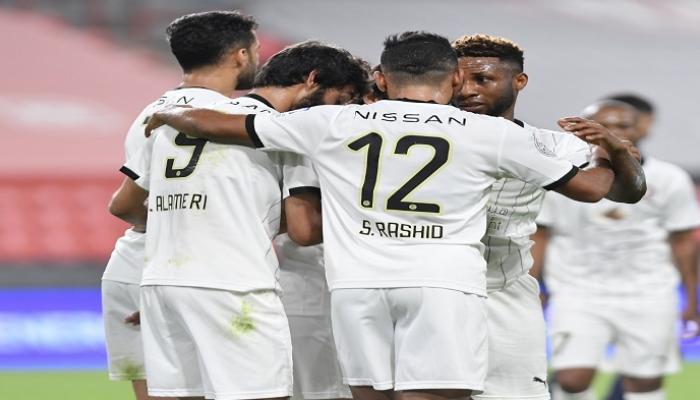 مباراة في الدوري الإماراتي