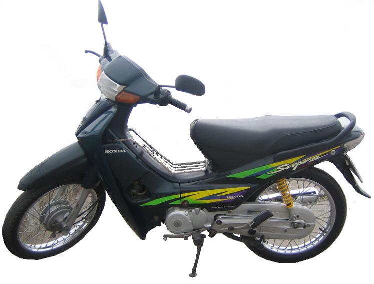 Spesifikasi Honda Supra 100