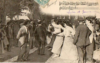 culture danse basque autrefois