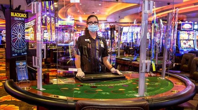 impact covid-19 casino business operations coronavirus pandemic