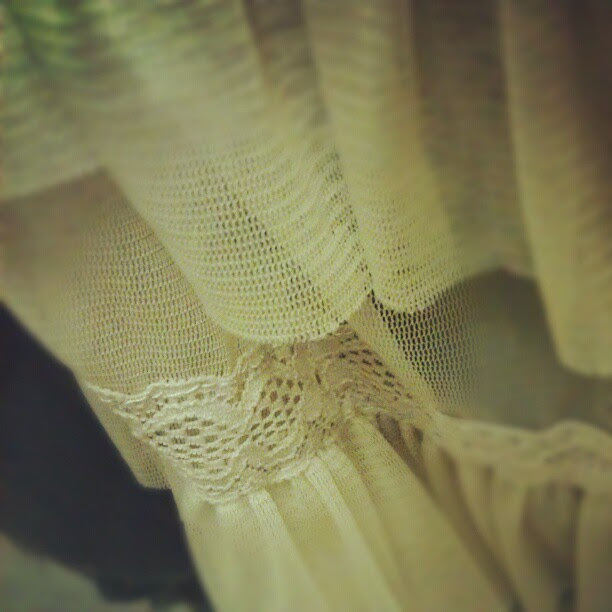 lace scarf love.....