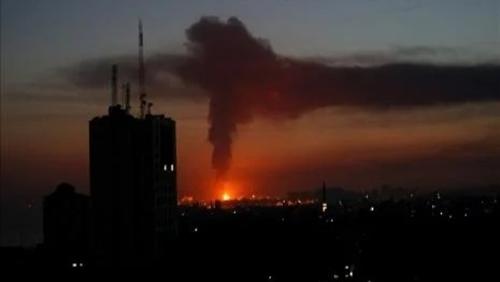 Serangan Balik! Sempat Pesta Pora, Kini Israel Menangis Digempur 130 Roket Palestina