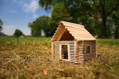 ดีไซน์บ้านไม้ไอติม