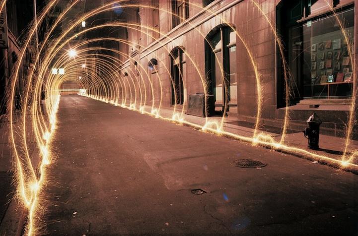 New York Light Paintings By Eric Staller In 1970s