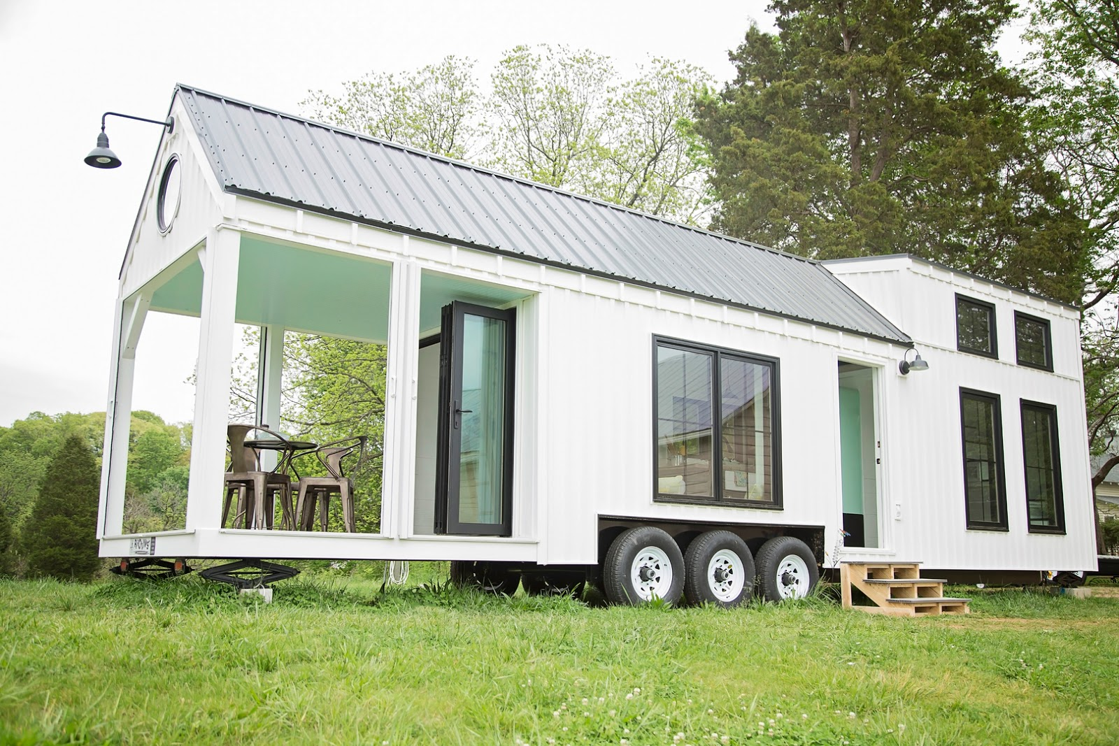 Tiny House Town Roost 36 From Perch And Nest