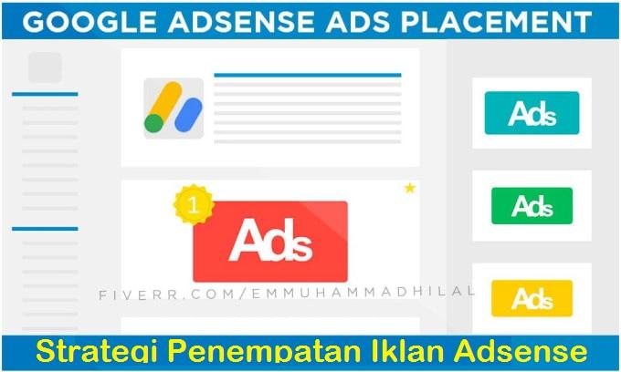Strategi Penempatan Iklan Adsense Yang Optimal
