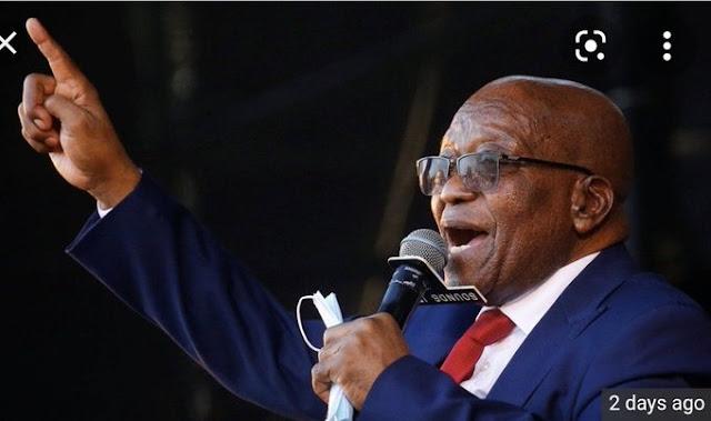 Former president Jacob Zum