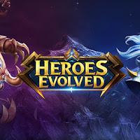 Kisah Kostum Hero Menarik di Game Heroes Evolved
