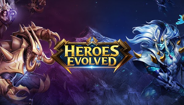 Kisah Kostum Hero Menarik di Game Heroes Evolved