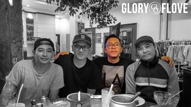 Eq Bangkit, Gitaris Glory Of Love Resmi Mengundurkan Diri