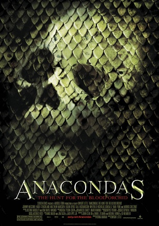 Anacondas: The Hunt for the Blood Orchid 2004 BRRip 720p Dual Audio In Hindi English