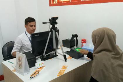 Inilah Tata Cara Perekaman Biometrik dan Tempatnya di 7 Kota Besar