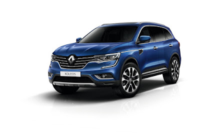 New 2017 Renault Koleos Facelift Hd Photos 01