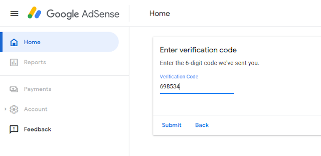 How To SignUp/Apply For Google AdSense & Add AdSense Code In WordPress Website 10