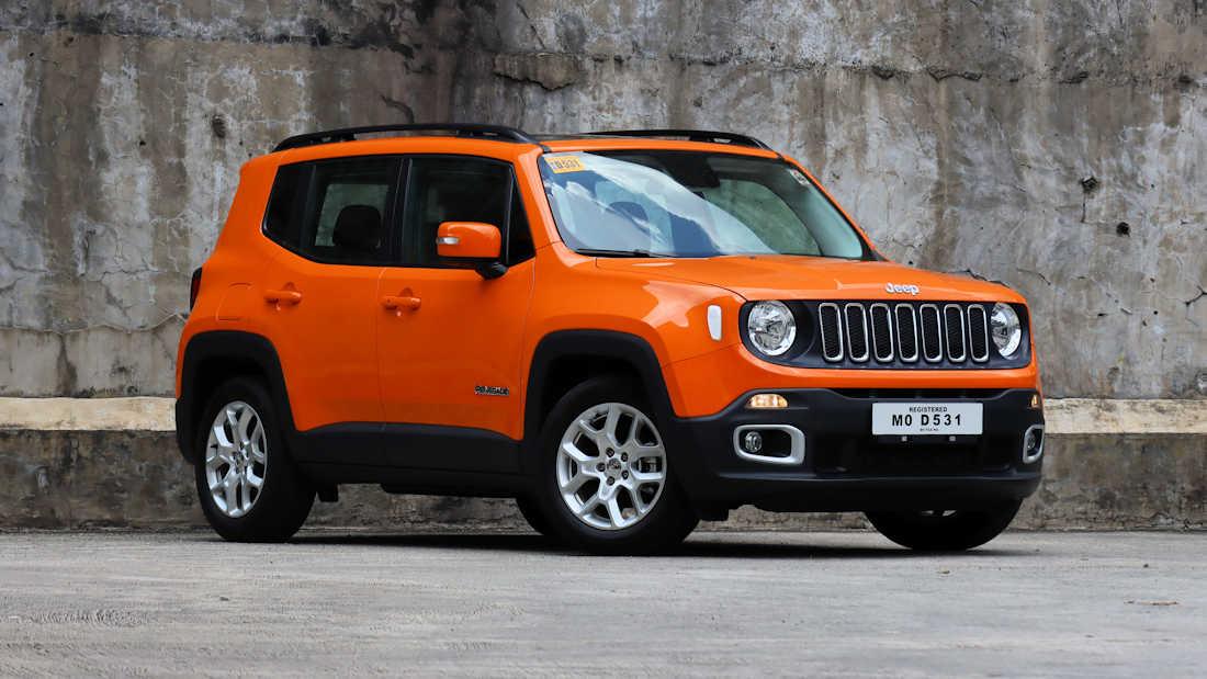 review: 2020 jeep renegade longitude | carguide.ph