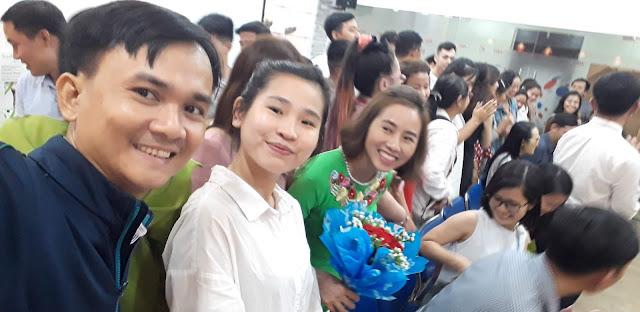 Cảm ơn leader Thanh Ngân xinh đẹp