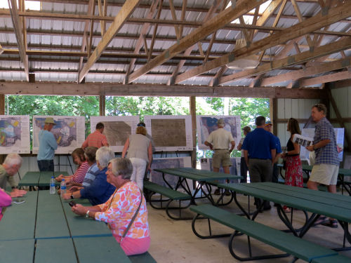 Pere Marquette Conservation Park opening