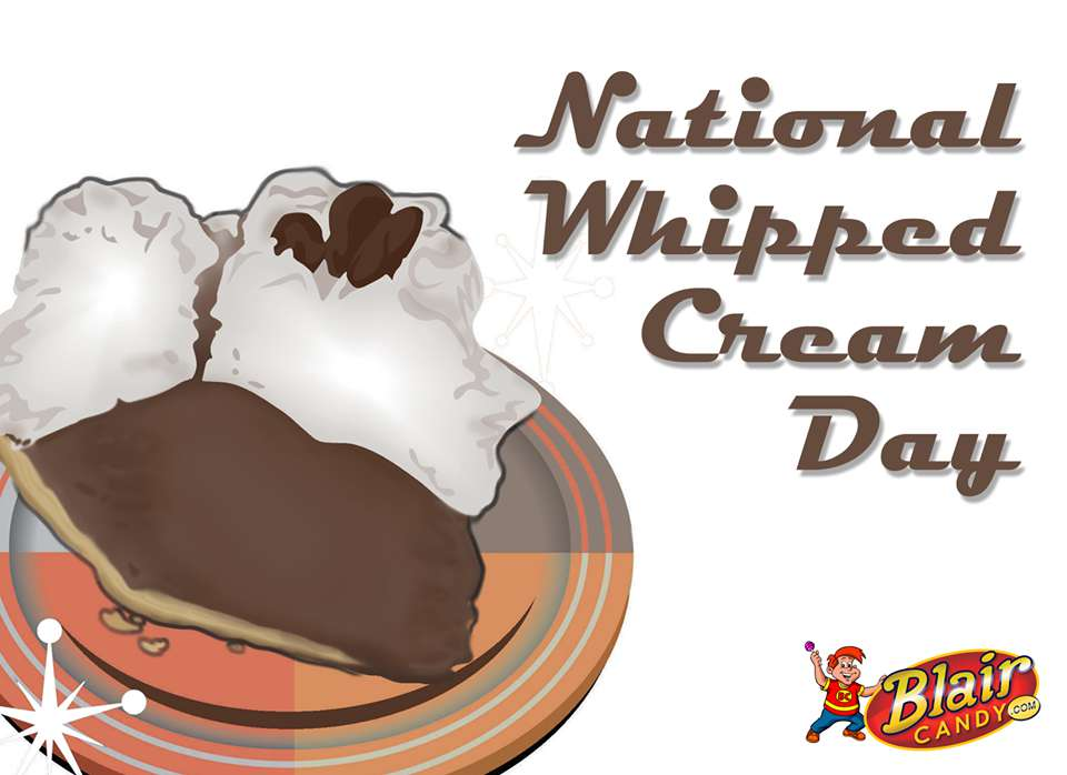 National Whipped Cream Day Wishes