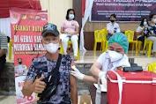 Dolfi Komen Kalalo : Terima Kasih Polres Minsel Untuk Vaksinasi Covid-19