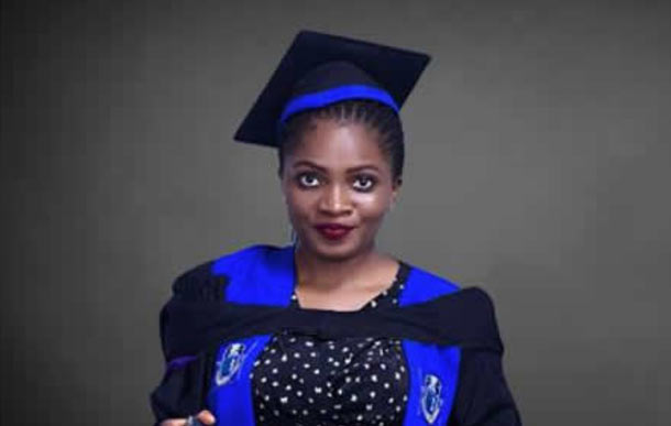 UNIPORT best graduating student: I'm grateful for my N250 prize money