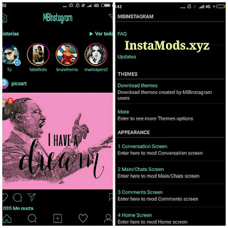 MB Instagram v1.30 iOS Black Edition by Stefano YG [ Latest Version ] - MBInstagram 1.30 Black