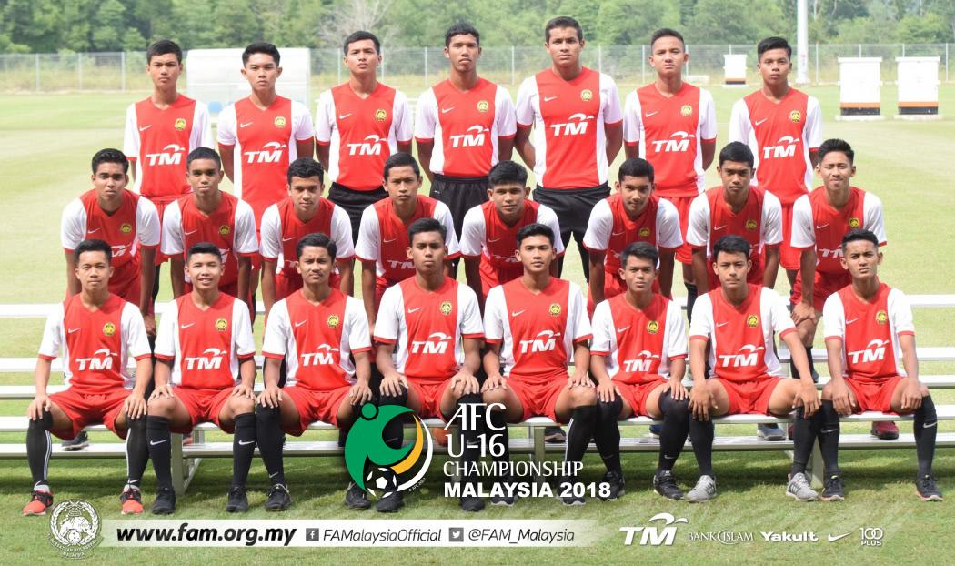 AFC U16 2018 Malaysia