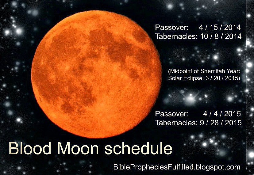 blood moon eclipse schedule - photo #37
