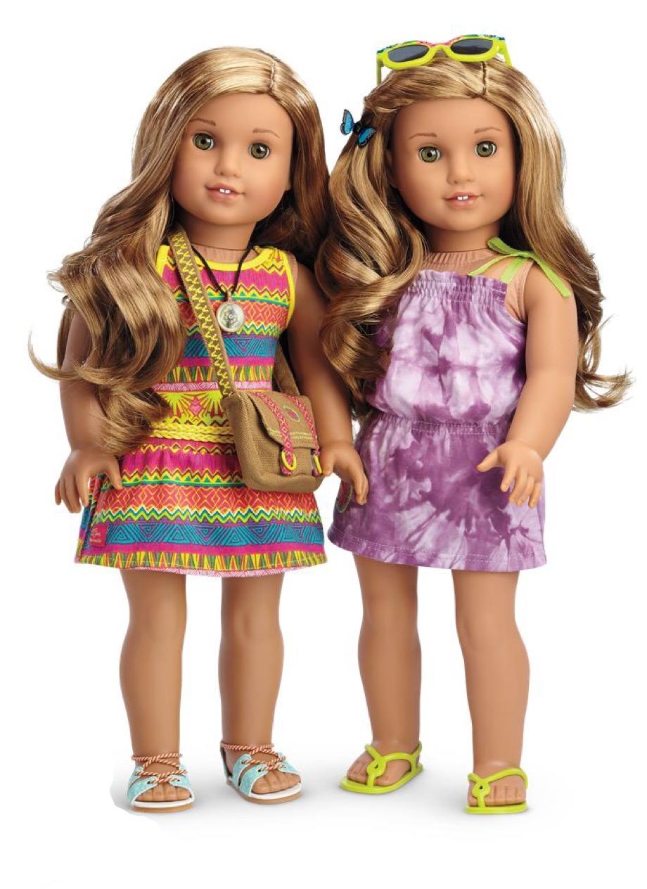 Lea Doll and Lea's Beach Dress