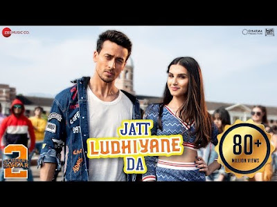 Jatt Ludhiyane da lyrics-student of the year 2,Jatt Ludhiane da lyrics-student of the year 2