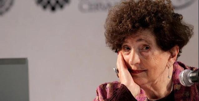Santiago en 100 Palabras anuncia encuentro en línea con la escritora Margo Glantz