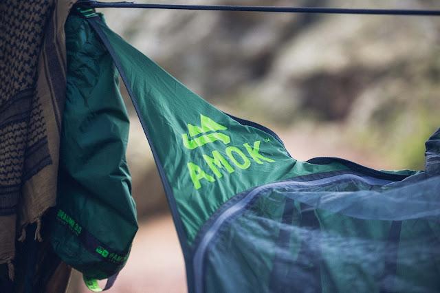 Amok Equipment - Draumr 3.0 Hammock & Tarp amokequipment hängemattenzelt hängematte hängematte mit gestell hängesessel