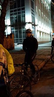 Велосветлячки в Иркутске