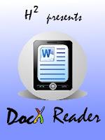 برنامج لقرائة ملفات doc و pdf و docx (جافا لجميع الجوالات)