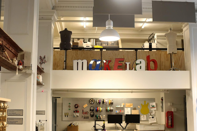 make lab at MuseumLab