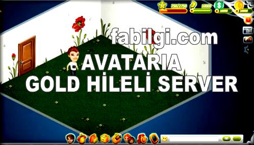 Avataria Sınırsız Altın Hileli Oynama Özel Sunucu Araf City 2020