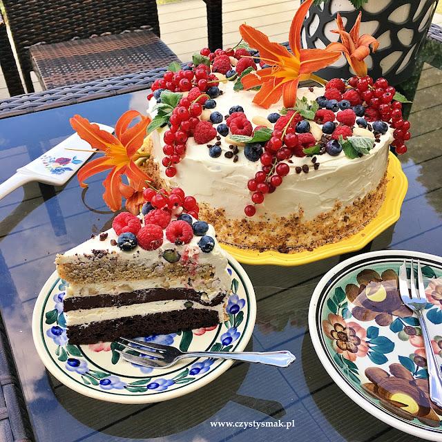 Tort letnie marzenie