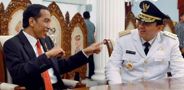 Ujang Komarudin: Apakah Jokowi Dan Ahok Saling Simpan Kartu?